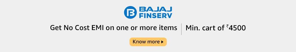 Bajaj | Get no cost EMI
