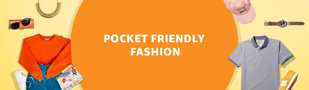 Pocket Friendly Fashion