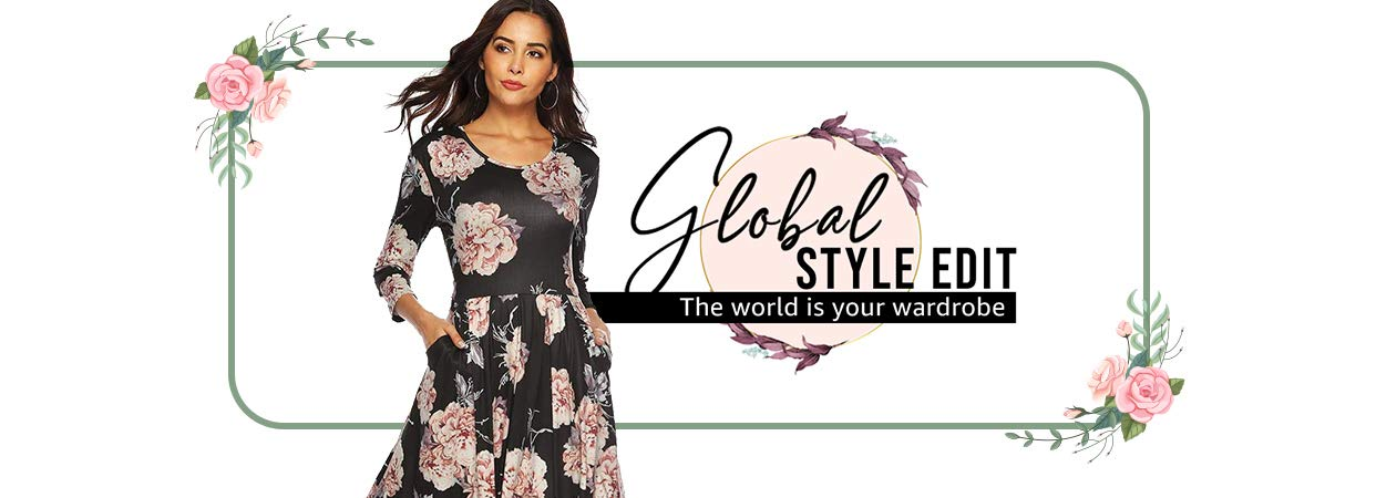 Global Style Edit | The world is your wardrobe