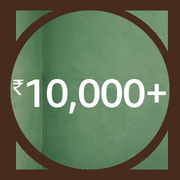 10,000+