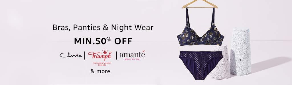 Inner wear & Nightwear | Min.50% Off