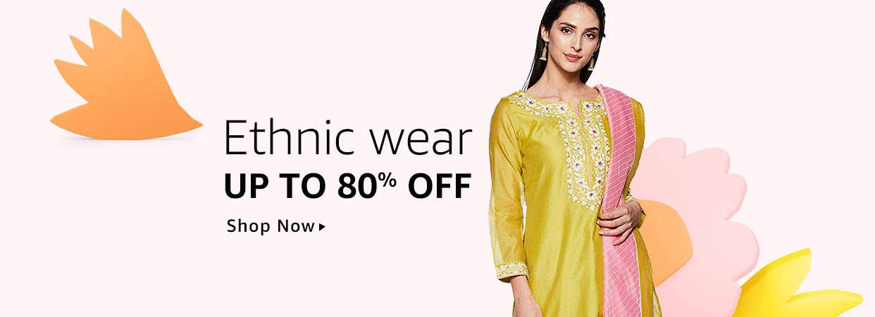 Ethnic wear | Up to 80% off
