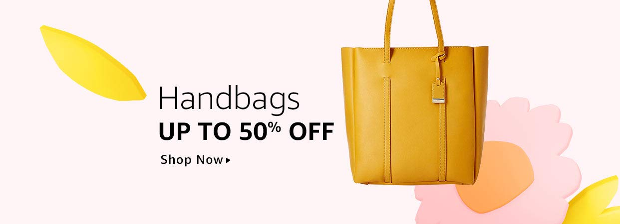 Handbags & Clutches | Up To 50% Off