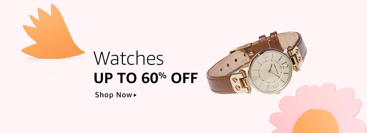 watches | Up To 60% Off