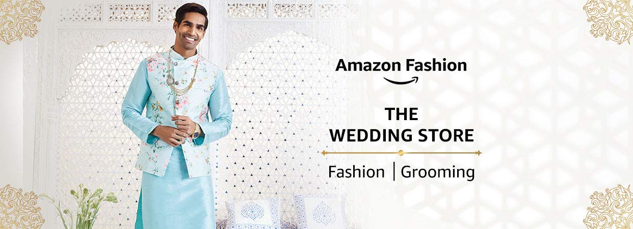 Men wedding store