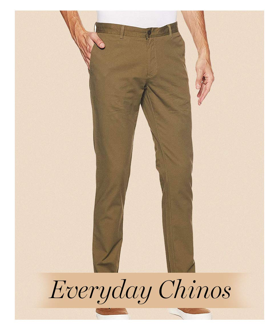 Everyday Chinos