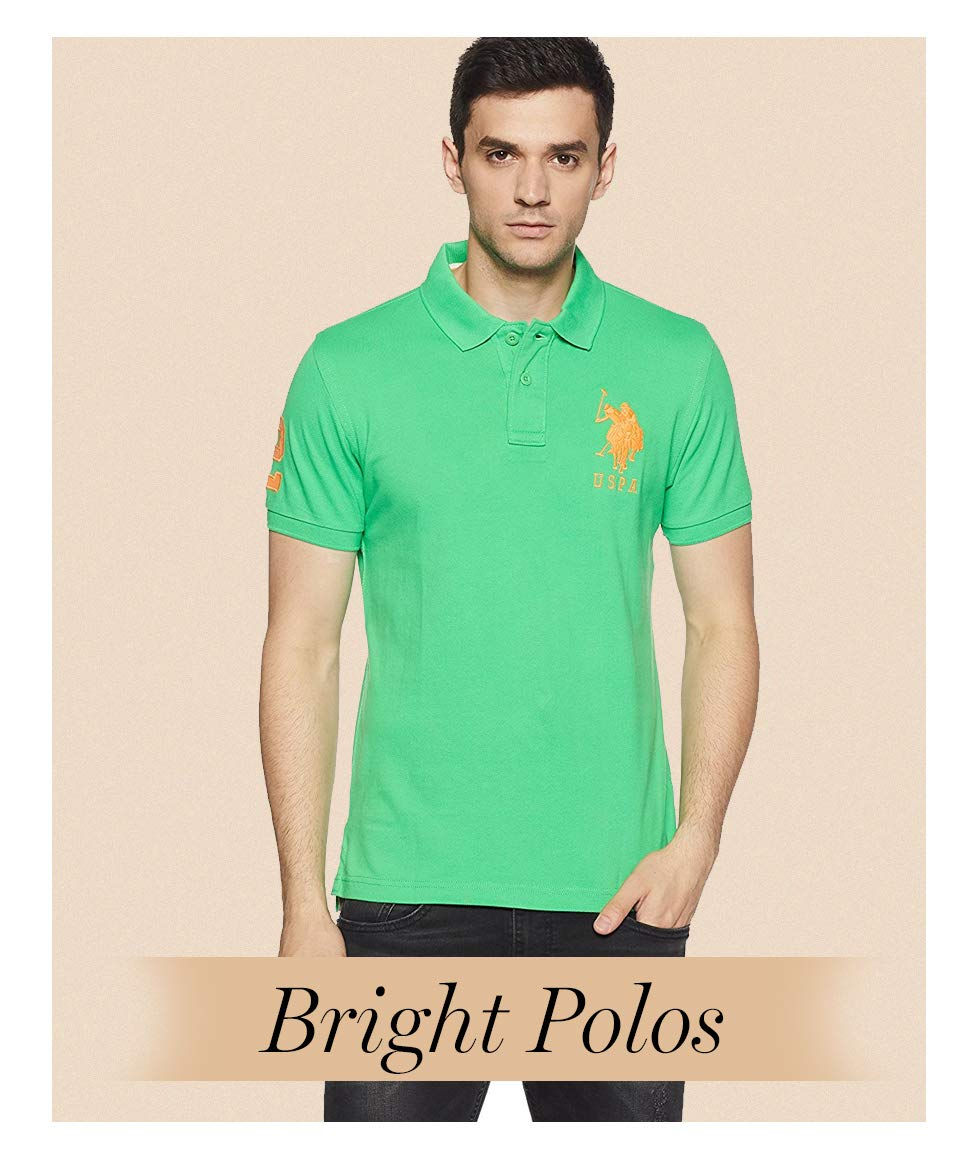 Bright Polos