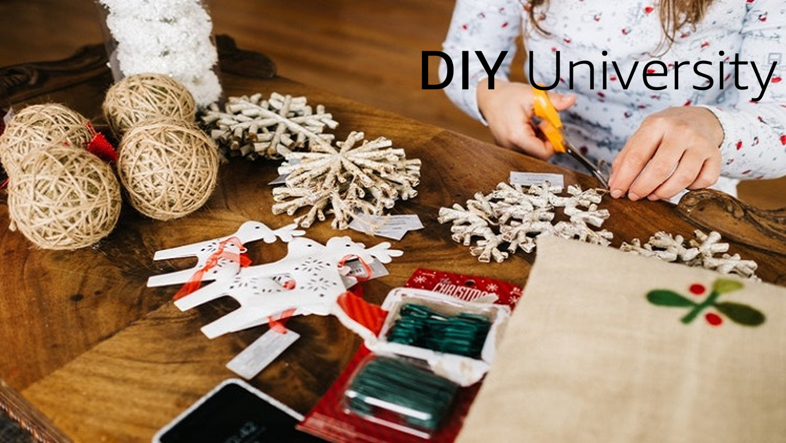 Quick and easy crafts with glue guns