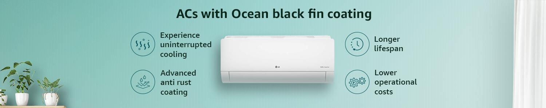 Ocean black fin