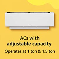 ACs with adjustable capacity