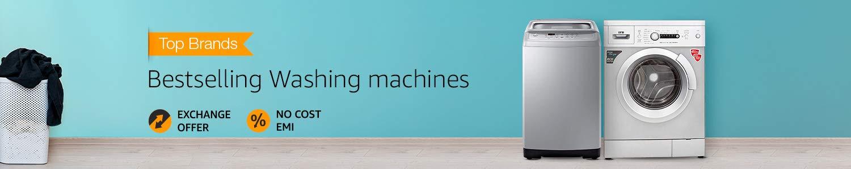 Bestselling washing machines