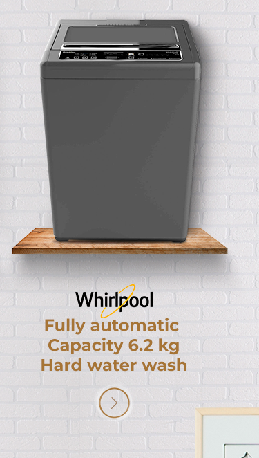 Whirlpool top load