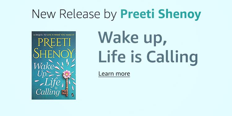 Wake up, life is calling