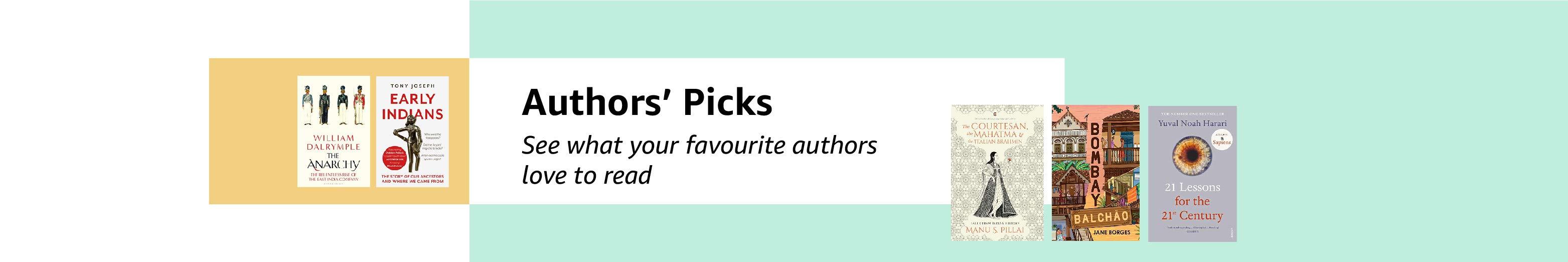 author pick