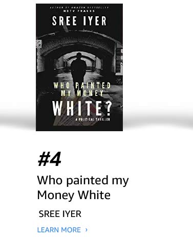 Who painted my money white