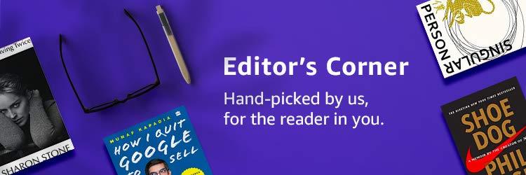 Editors corner