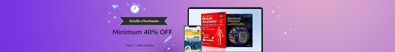 Minimum 40% off on eTextbooks