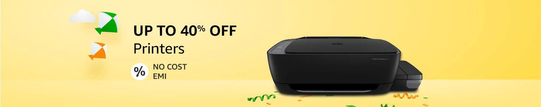 Uto 40% Off on Printers