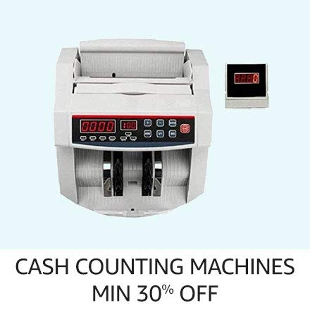Cash counting machines - Min 30% Off