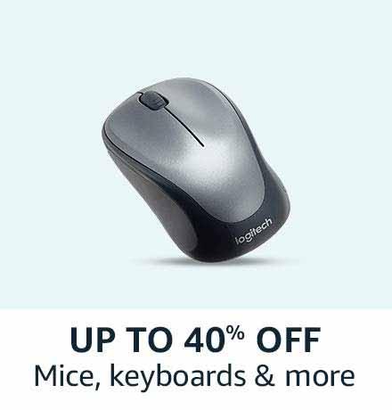 Upto 40% off on Mice