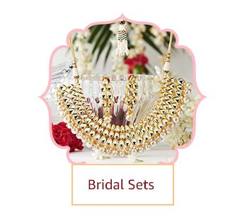 30fdec9a9 Amazon.in  Wedding collection  Jewellery