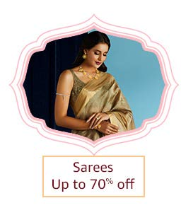 Sarees | Up to 70% Off