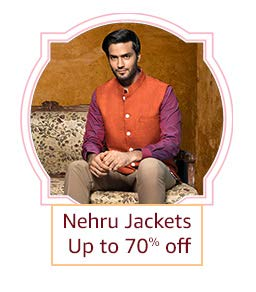 Nehru | Up to 70% Off