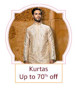 Kurtas | Up to 70% Off