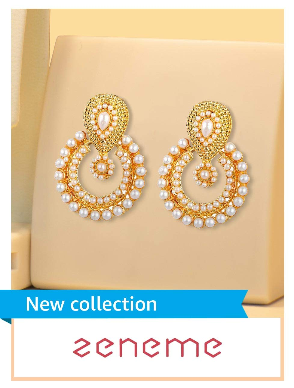 ad6eabe8d Fashion Jewellery: Buy Fashion Jewellery Online at Best Prices in ...