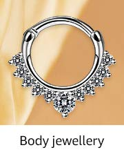 Women - Body Jewellery - Fashion