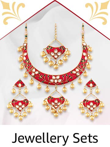 a57f617a0 Imitation Jewellery: Buy Bridal, Temple & Antique Jewellery Sets ...