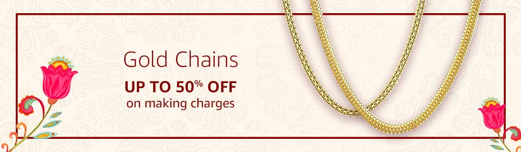 Gold Chains - Up To 50% OFF on Making