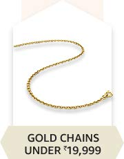 Gold Chains Under 19,999/-