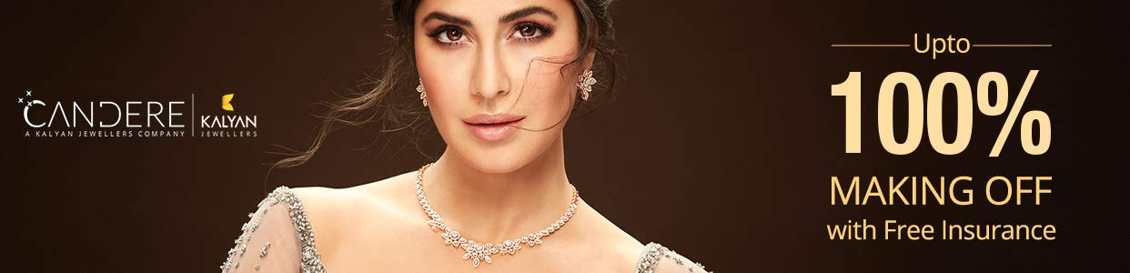 Candere By Kalyan Jewellers - Up To 100% Off oN Making