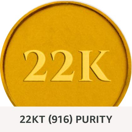 22KT 916 PURITY