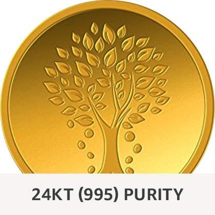24KT (995) PURITY