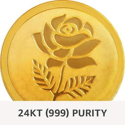 24KT (999) PURITY