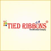 tied ribbons
