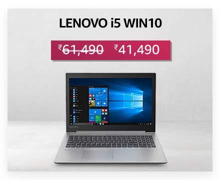 Lenovo i5 Win 10