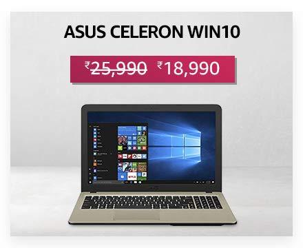 Asus Celeron Win 10