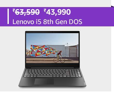 Lenovo i5 DOS