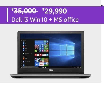Dell i3 Win 10 + MS Office