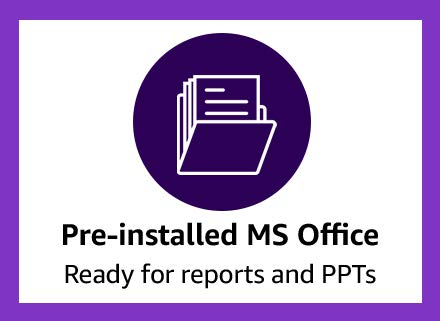 Pre-installed MS Office