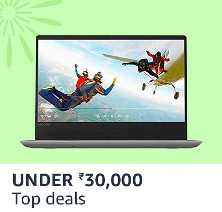 Under ₹30,000