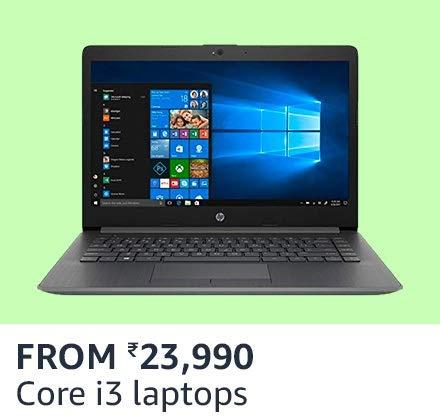 i3 Laptops