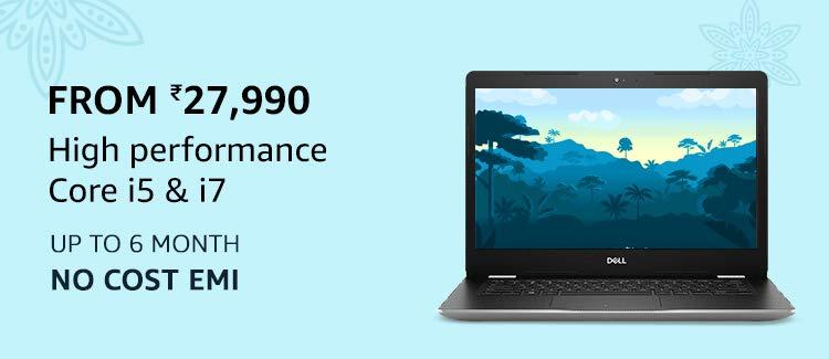 High performance | Core i5 & i7