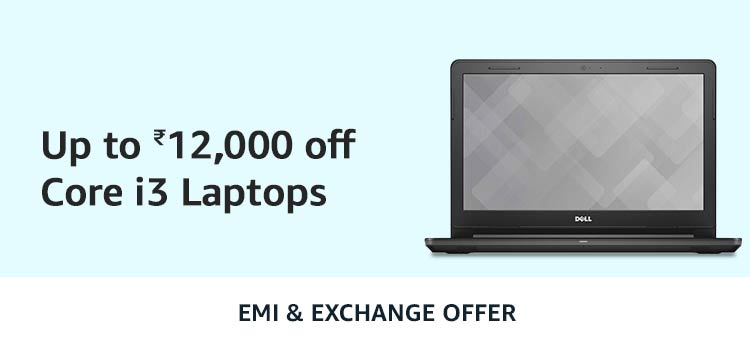 Core i3 Laptops