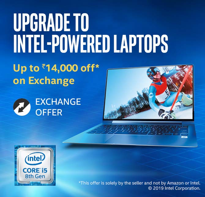 Up to ₹14,000 off on Exchange
