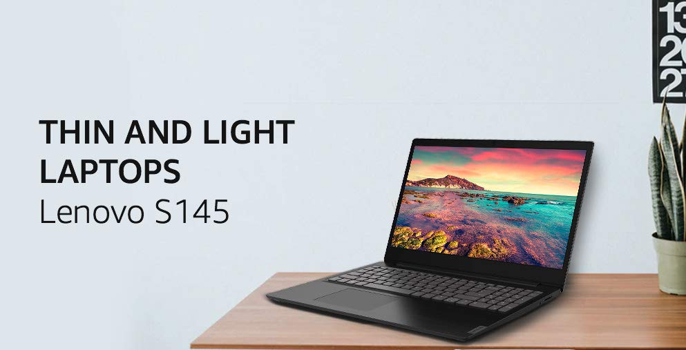 Lenovo S145- Thin and light Laptops