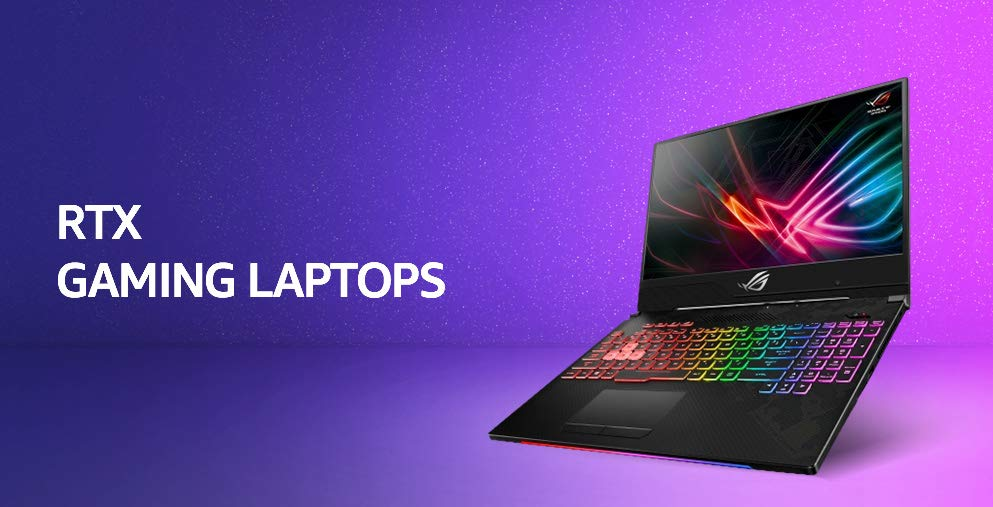RTX Gaming Laptops